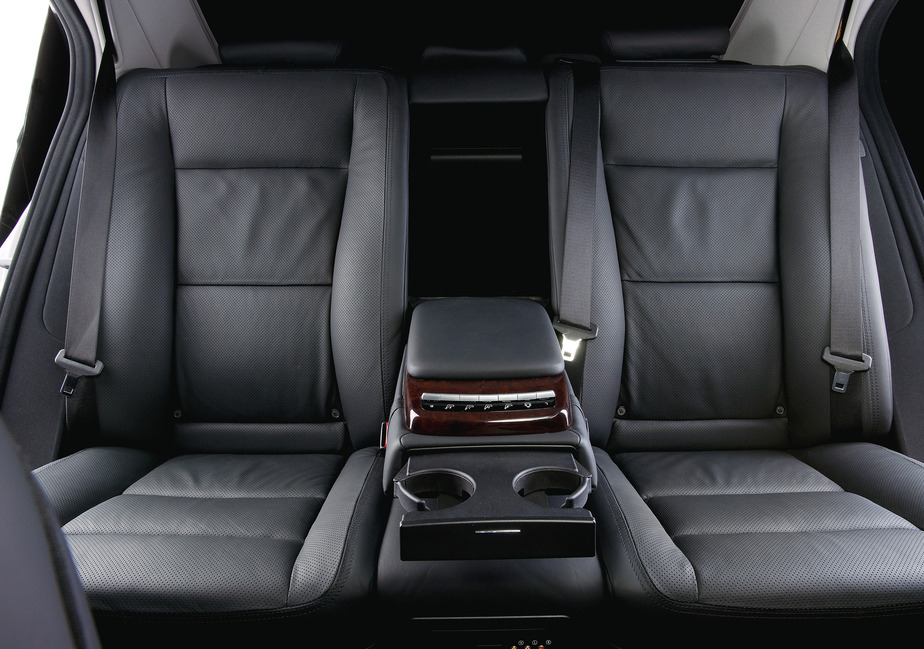 luxury car service in denver