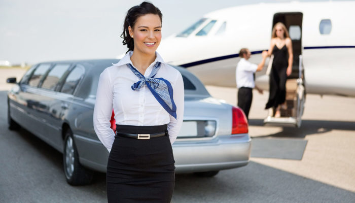 limo pickup services